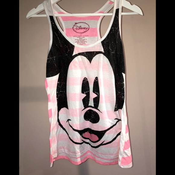 Disney Mickey Mouse Tank Top